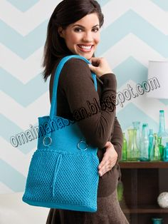 crochet kingdom (E.H): Polly Bag
