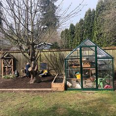 @thetuckerfamilygrows on Instagram using Hybrid 6x8 green greenhouse: Beyond grateful to have this space for me and the kiddos right now. 😍🙏🌱 Greenhouse Ideas, Grateful, Space, World, Instagram, Chop Saw, Floor Space, The World, Earth