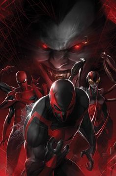 Spider-Verse: Spider-Man 2099 | #comics #marvel #spiderman