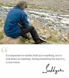 Sadhguru Great Qoutes, Amazing Quotes, Cool Words, Wise Words, Inspiring Quotes About Life, Inspirational Quotes, Mystic Quotes, True Vision, Wise Men Say