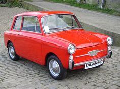 Autobianchi Bianchina Berlina 1969