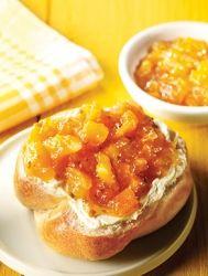 Hruškovo-meruňkový džem
