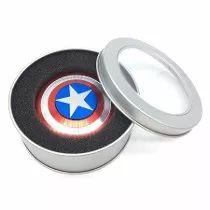 Fidget Spinner De Capitán América