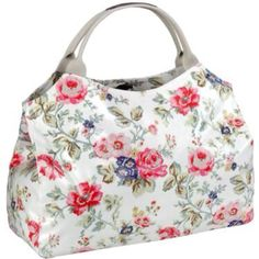 One of my many bags! Love Cath kidston