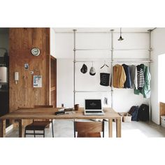 01 Office Interior Design, Room Interior, Interior And Exterior, Interior Decorating, Natural Interior, Home Living Room, Home Deco, Interior Architecture, Decoration