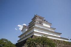 Wakamatsu Aizu Castle