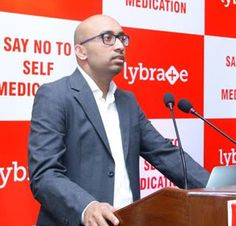 Lybrate, India's fastest growing doctor-patient end-to-end communication platform, launches campaign 'Say No To Self Medication' to sensitize people about ill effects of being one's own doctor  Dr (Prof) Jagdish Prasad, Directorate General of Health Services, Ministry of Health & Family Welfare come in support of the campaign