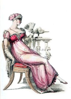 France First empire fashion.