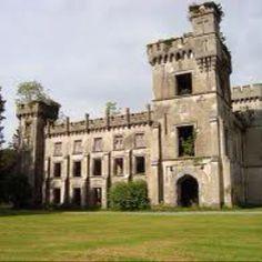 Fogarty Castle in Ireland