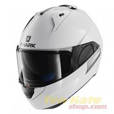 Shark helmen | Evo-One Blank systeemhelm | Tenkateshop.com - Tenkateshop.com