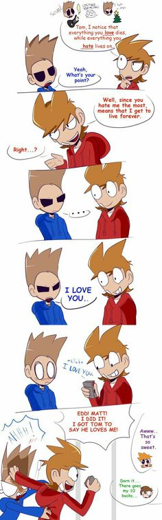 tomtord~! X3