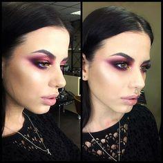 #tominamakeup#makeup#beauty#makeupartist#style#bride#bridalmakeup#wedding#weddingmakeup#eyemakeup#eye#макияж#визаж#визажист#hudabeauty #nophotoshop #smoky#smokyeyes#eyemakeup#blueeyes#strobing#цветноймакияж#цветноймакияжглаз#colorful#colormakeup#beautymakeup @hudabeauty#fashion#pigment My demonstration for my lovely students today. Gorgeous model @katyakrymskaya 💕💕💕💕 #nofilters #nophotoshop
