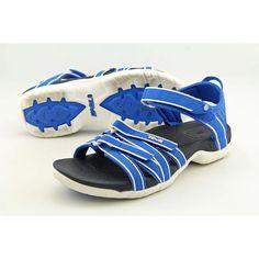 Teva Tirra Women US 8 Blue Sport Sandal Pre Owned  1679 #Teva #SportSandals