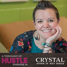 """#repost @theologyofhustle // You are going to really enjoy this interview with @crystalstine. She is the author of """"Holy Hustle"""" and it is a book you should have on your list. She has an awesome story of God moving her to a place of working for his glory instead of her's. ... Head to the @theologyofhustle IG account for the link to listen to the podcast episode! I had a great time chatting with Currey...who found out about my book from his wife who is friends with @thepopcast folks  I love…"""