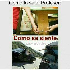 Reposting @memesvirulos: •  • • • • #chiste #risa #soloenvenezuela #chistes #argentina #humor #humorlatino #moriderisa #colombia #venezuela #meme #risas #peru #memes #ecuador #chistetipico #mexico #panama #venezolanos #lmao #chile #gracioso #hilarious #lima #cdmx #caracas #buenosaires #haha #lmfao #jokes Cool Memes, New Memes, Memes Lol, Funny Images, Funny Pictures, Mode Collage, Funny Jokes, Hilarious, Spanish Memes