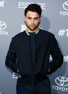Pin for Later: Raise Your Hand If You're Crushing on HTGAWM's Jack Falahee That Time He Mastered the Sexy Pout