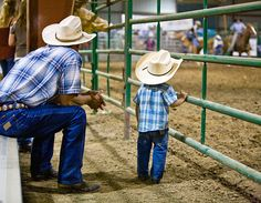 ImageFind images and videos about country, cowboy and father and son on We Heart It - the app to get lost in what you love. Cowboy Baby, Little Cowboy, Little Boys, Camo Baby, Cowboy Pics, Cowboy Cowboy, Country Babys, Country Girls, Country Music