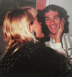 Ayrton Senna Magic Immortal: xuxa