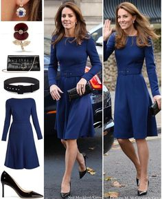 Kate Middleton on Looks Kate Middleton, Estilo Kate Middleton, Kate Middleton Outfits, Kate Middleton Fashion, Duchess Kate, Duke And Duchess, Duchess Of Cambridge, Elegante Y Chic, Kate And Pippa