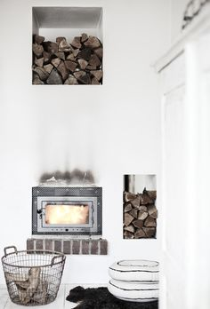 Let's start a home :: Fireplace