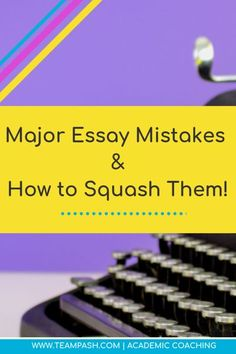 If you are writing an essay, you better RECOGNIZE… if you are making one of these errors. Proof-reading is part of the essay process whether we like it or not. Make sure you are not wasting points by leaving out these steps! #writinghacks #essayhelp #mi