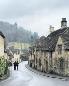 Castle Combe, the prettiest village in England   The place where you feel like time stands still.