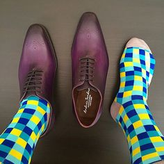 """Soxy is a subscription service for men delivering 5 stylish pairs of socks on a monthly basis. Use the code """"TVB10"""" to get an a exclusive discount!"""