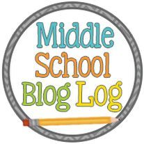 A fantastic visual list of over 50 great Middle School blogs all in one place. Come check this site out - all blogs are divided into categories middle school life, ELA, Math, Science, 6th Grade, Special Education, History. No more searching aimlessly on the web!