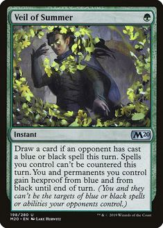 Witchstalker NM//PL M14 MTG Magic The Gathering Green English Card