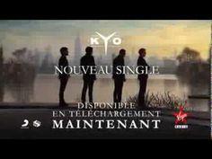 KYO - Nouvel album L'Équilibre le 24 mars [Spot TV] - YouTube