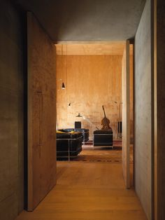 Zumthor House, Haldenstein, 2005 by Peter Zmthor