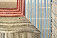 Wies Preijde's Thread Installations  