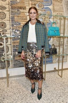 Olivia Palermo attends Delvaux Cocktails on September 19 2018 in Milan Italy Olivia Palermo Outfit, Estilo Olivia Palermo, Olivia Palermo Lookbook, Olivia Palermo Style, Jimmy Choo, Milan Fashion Weeks, London Fashion, Ny Fashion, Asian Fashion