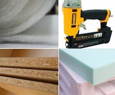 Cómo hacer una cama para tu jardín - materiales Landline Phone, Bed Making, How To Make, Outdoor Daybed, Beds, Home