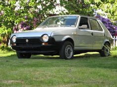 Fiat Ritmo in Norway | by TheCarArchives