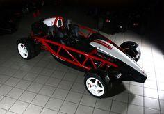 2012 Ariel Atom Mugen £49,000