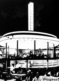 Berlin | Architektur. Jazzbar Berlin 1926.
