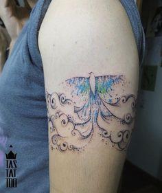 ... armband by Rodrigo Tas Sao Paulo Brazil | small tattoos for women