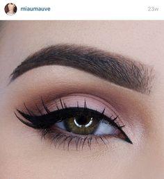Pink & Brown. Miaumauve on Instagram