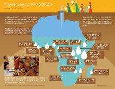 末日聖徒イエス・キリスト教会(モルモン教会)によるアフリカきれいな水イニシアチブ:2013-2012 プロジェクトは、2003年以来400万人近いアフリカ人の生活に恵みをもたらしてきました。 #lds  #mormon  #クリスチャン