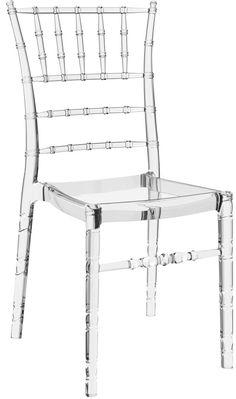 Chiavari Polycarbonate Dining Chair