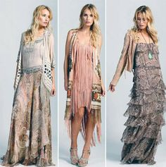 Chic Boho Clothing Wholesale Bohemian Fashion Hippie Style