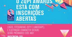 Zupi Awards é uma premiação internacional de arte, design e criatividade.  Desde 20...