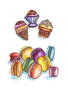 Cookies and Macaroons