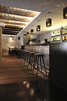 Restaurant Koa, Palma de Mallorca, Spain designed by Dissenyados Arquitectura - Nice Bar