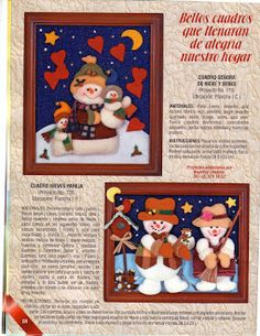 Album Archive - 193 Natal Pano Lency - Creando Ideas n. Dory, Christmas Holidays, Album, Baseball Cards, Frame, Creando Ideas, Sign Sign, Google, Crochet Hair