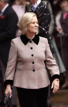 Katharine, Duchess of Kent, was ill for many years with a variety of symptoms that were misdiagnosed as chronic fatigue syndrome and depression.  She recovered in 1999 after being diagnosed with celiac disease.