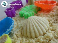 návod jak doma vyrobit měsíční písek Washi, Crafts For Kids, Japanese, Creative, Ethnic Recipes, Ms, Food, Crafts For Children, Kids Arts And Crafts