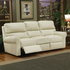 13 great reclining leather sofa s by be seated leather furniture rh pinterest com