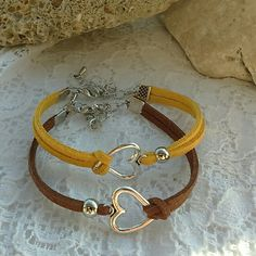 It will take a great deal of research to buy or market jewelery and get the very best precious jewelry sections. Leather Cord Bracelets, Leather Jewelry, Wire Jewelry, Beaded Jewelry, Jewelery, Jewelry Bracelets, Trendy Bracelets, Jewelry Findings, Jewelry Accessories